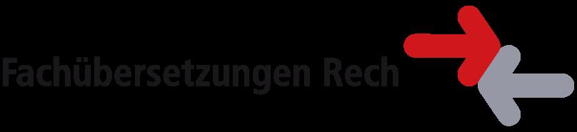 Fachübersetzungen Rech Retina Logo