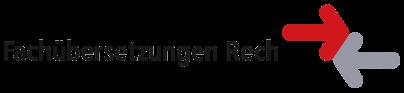 Fachübersetzungen Rech Logo